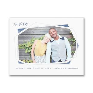 Loving Splendor Small Save the Date Card Icon