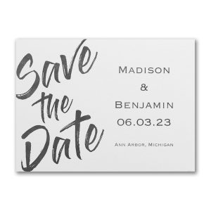 Mark the Date Save the Date Card Icon