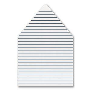 Anchored Love Envelope Liner