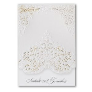 Beautiful Vows Wedding Invitation Icon