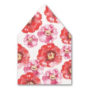 Bloom Bright Layered Envelope Liner