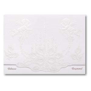 Cherub's Delight Wedding Invitation Icon