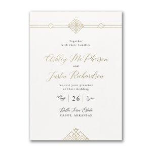 Deco Expressions Wedding Invitation Icon