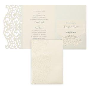 Decorative Day Wedding Invitation Icon