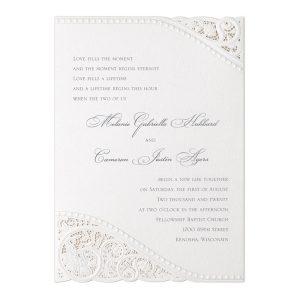 Divine Day Wedding Invitation Icon