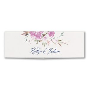 Enchanted Garden Layered Belly Band
