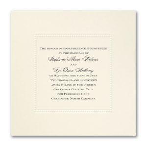 Fine Romance Wedding Invitation Icon