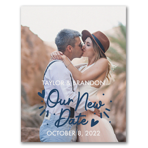Fresh Beginning Change the Date Card Icon