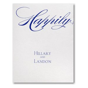 Happily Ever After Wedding Invitation Icon