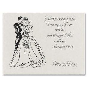 Happily Married Wedding Invitation Icon