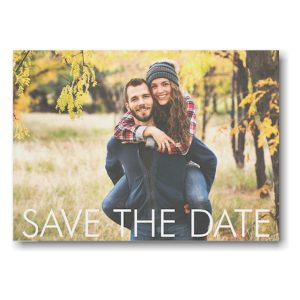 Important Date Save the Date Card Icon