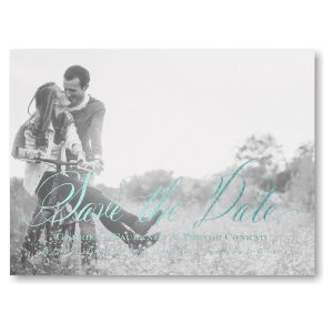 Just Lovely Save the Date Card Icon