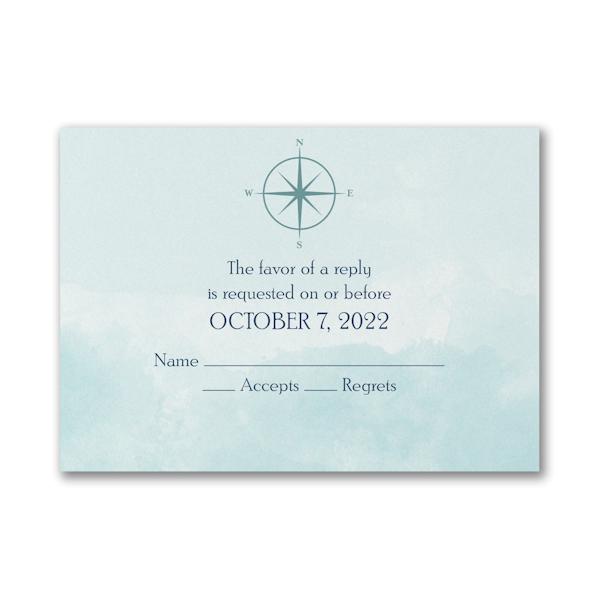 Love's Journey Response Card