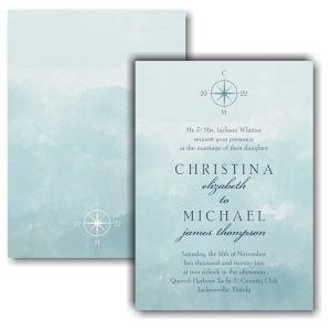 Love's Journey Wedding Invitation Icon