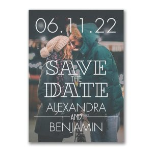 Mark Your Calendar Save the Date Card Icon