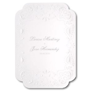 One and Only Wedding Invitation Icon