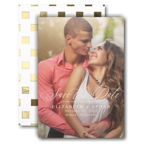 Our Special Date Save the Date Card Icon