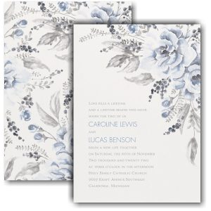 Outdoor Essence Wedding Invitation Icon