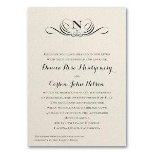 Preferential Design Wedding Invitation Icon