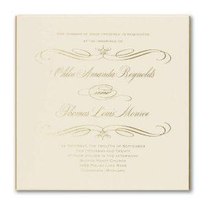 Royalty Wedding Invitation Icon