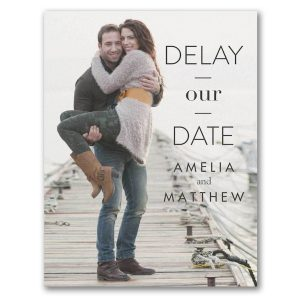 Simple Date Photo Change the Date Card