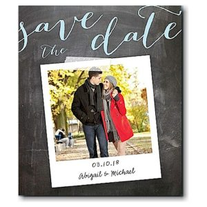 Snapshot Save the Date Magnet Icon