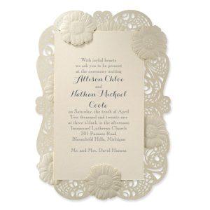 So Delicate Wedding Invitation Icon