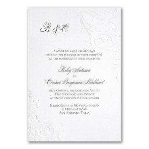 So Romantic Wedding Invitation Icon