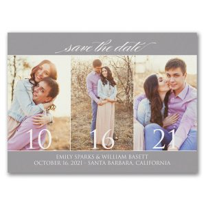 Special Date Save the Date Card Icon