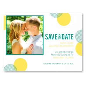 Spot Check Save the Date Card Icon