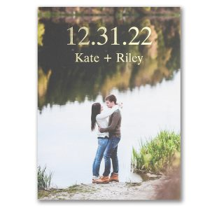 The Date Save the Date Card Icon