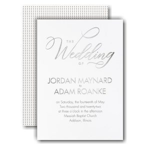 Wedding Wonder Wedding Invitation Icon