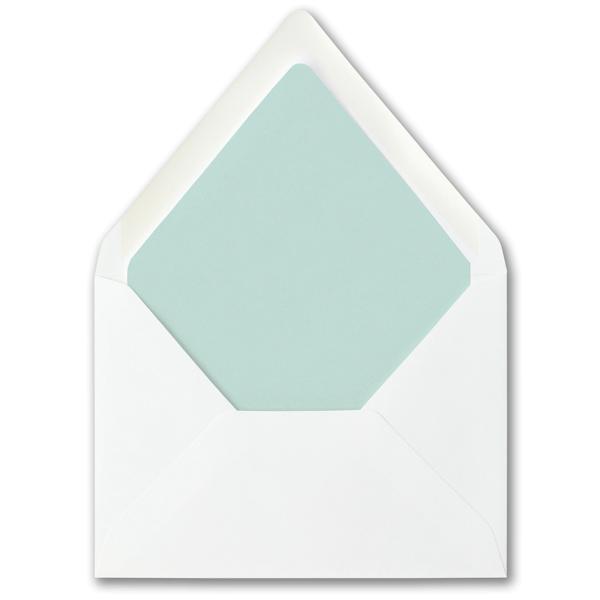 Edged Leaves Envelope Liner
