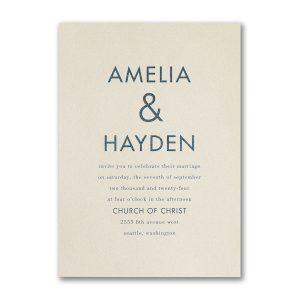 Ampersand Surround Wedding Invitation Icon