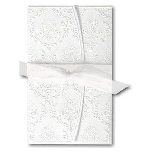 Cherished Love in Ecru with White Wrap Wedding Icon